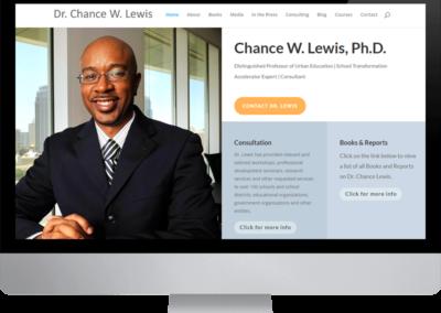 Chance W Lewis