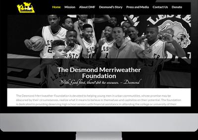 The Desmond Merriweather Foundation